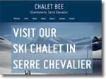 Visit our SKI Chalet in Serre Chevalier, France