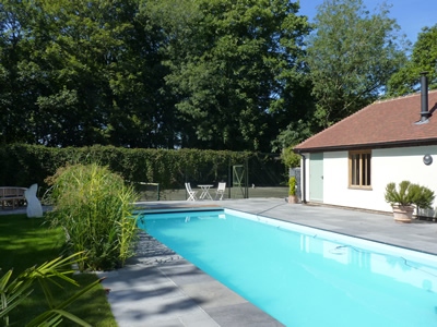 Luxury Self Catering Holiday Cottages Chichester Swimming Pool Tennis Court Dog Friendly